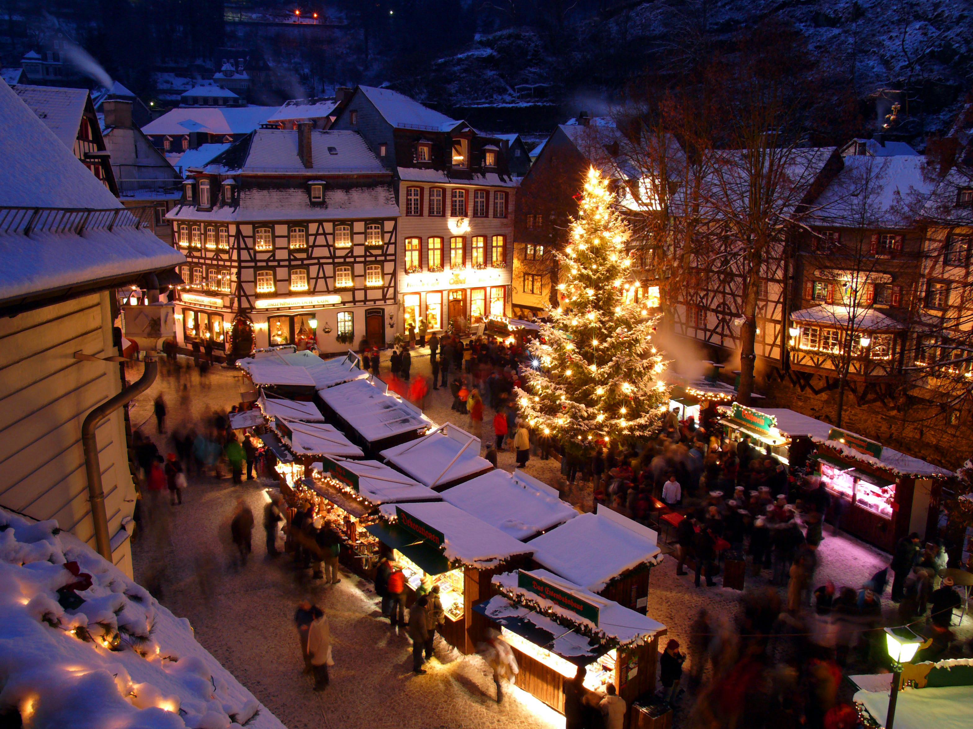 Weihnachtsmarkt Waren 2019.Weihnachtsmärkte In Der Region Aachen50plus De