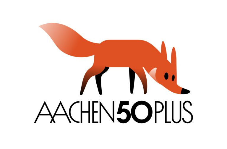 aachen50plus Spende Logo