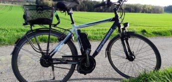 E-Bike E-Mobilität