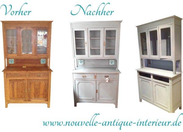 m bel versch nern mit kreidefarben. Black Bedroom Furniture Sets. Home Design Ideas