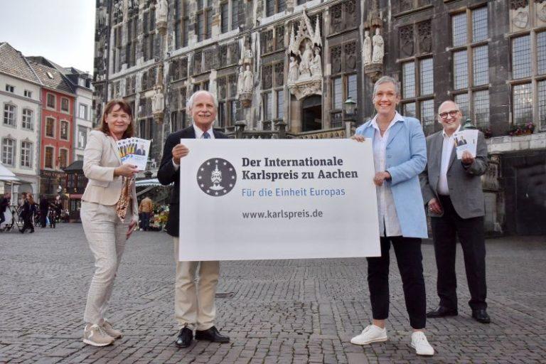 Karlspreis-Rahmenprogramm 2021