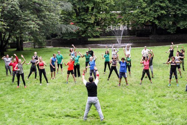 Sport im Park Aachen