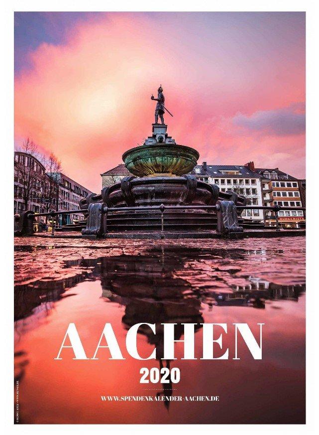 Öcher Spendenkalender Aachen