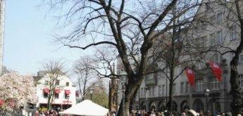 Altstadtflohmarkt Aachen