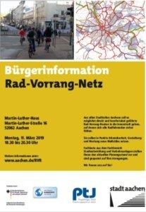 Rad-Vorrang-Routen