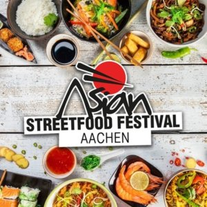 Grafik: Asian Street Food Festival