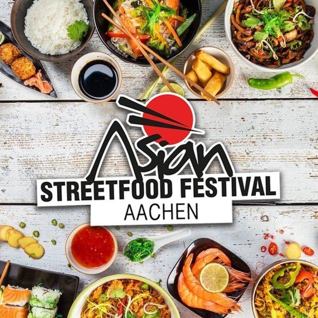 Grafik: Asian Street Food Festival
