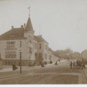 Archival Postamt Zollamtstrasse