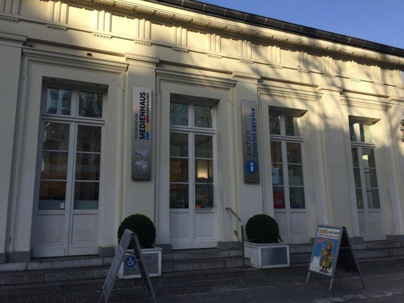 Tourist Info Aachen ats