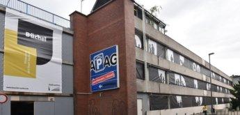 Büchel Aachen Parkhaus