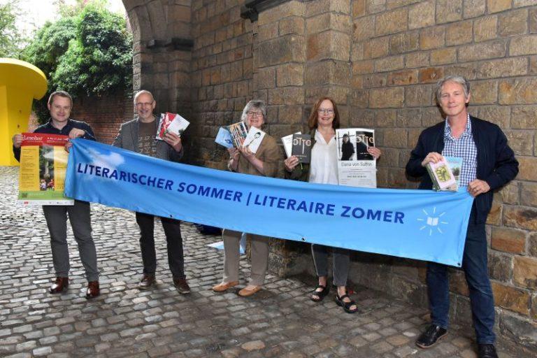 Literatursommer in Aachen