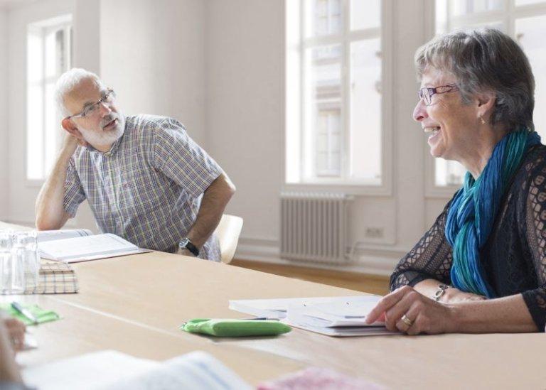 ELKA Lernen Kurse für Senioren