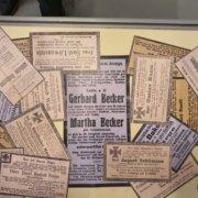 Corona Spanische Grippe Zeitungsmuseum Aachen