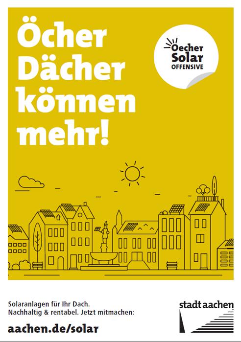 Förderprogramme für mehr Klimaschutz: Solaranlagen und energiesparende Maßnahmen in Gebäuden