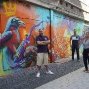 Streetart Dahmengraben Aachen