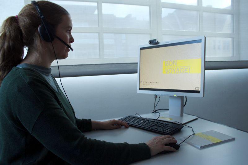 Ludwig Forum Aachen: digitale Führung
