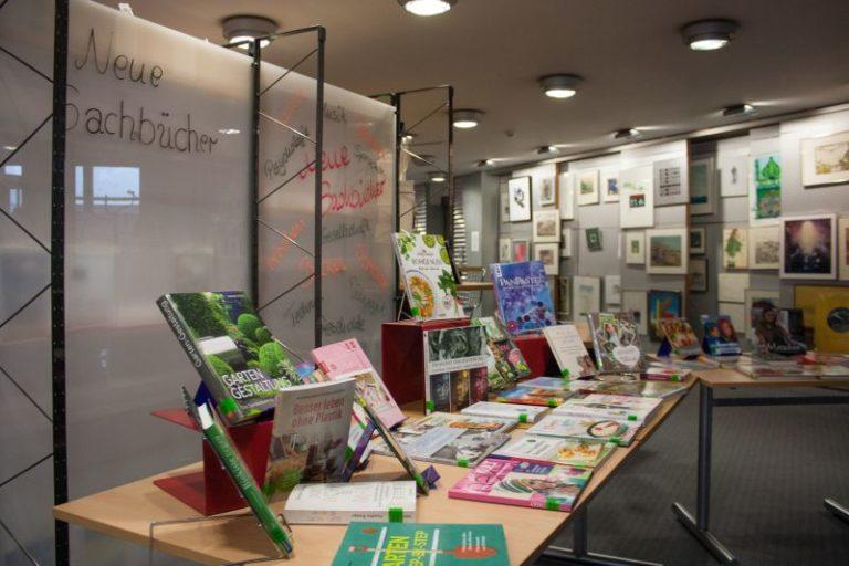 Stadtbibliothek und Stadtbüchereien in der Städteregion Aachen (Stadtbücherei Alsdorf)