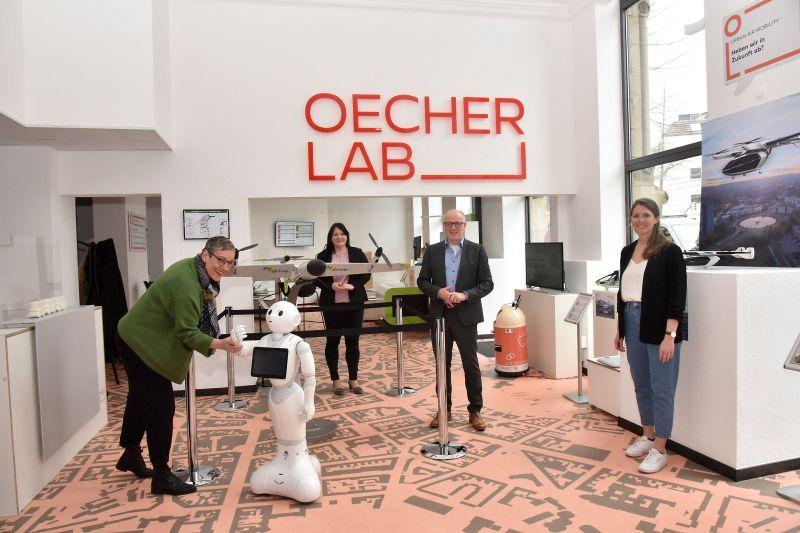 Oecher Lab in Aachen eröffnet