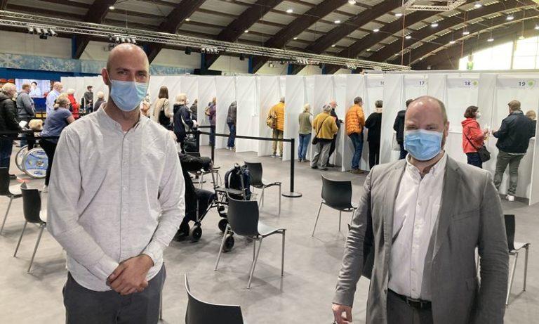 Schon 157.000 Corona-Impfungen in der StädteRegion Aachen