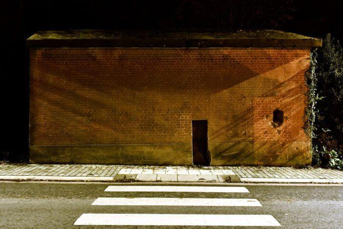 """Fotoausstellung """"Wolken ziehen hastig über die Grenze"""" von Michael Dohle"""