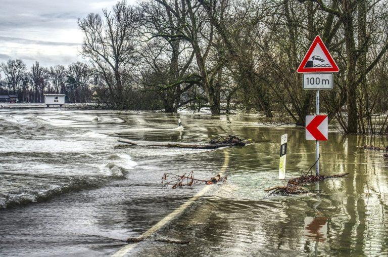 Spenden nach der Hochwasserkatastrophe in der Städteregion Aachen