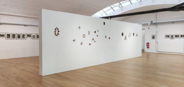 Ausstellung LAND/MARKS der Künstlerinnen Christiane Brams und Annette Sellerbeck