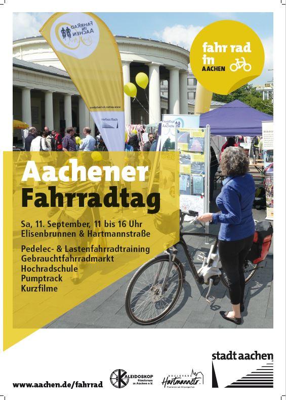 Aachener Fahrradtag 2021