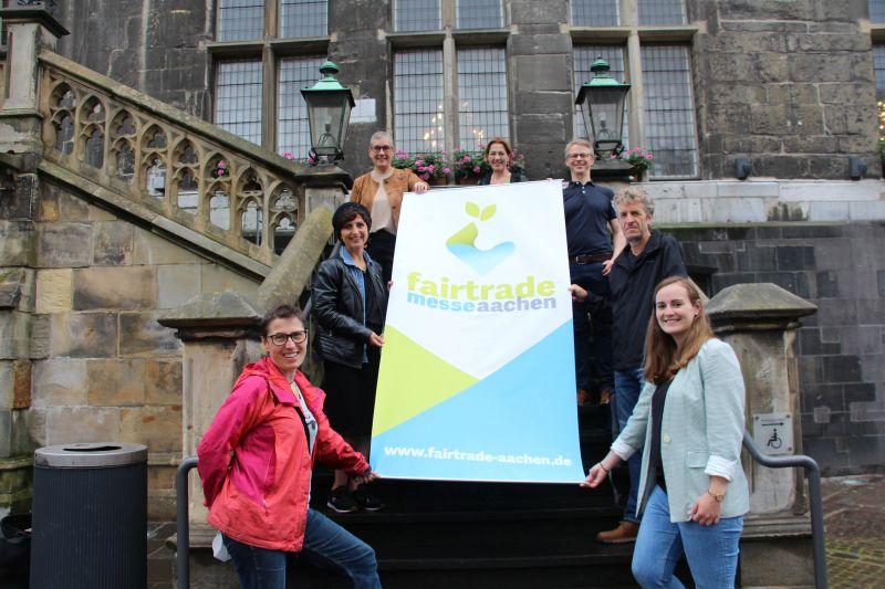 Fairtrade-Messe in Aachen lockt am 18. September in 14 Geschäfte